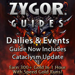 World of Warcraft - Zygor Guides